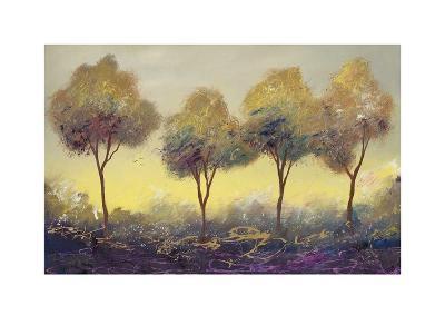 Purple Haze 1-Serena Sussex-Art Print