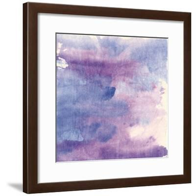 Purple Haze II-Chris Paschke-Framed Art Print