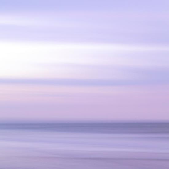 Purple Horizon-Doug Chinnery-Photographic Print