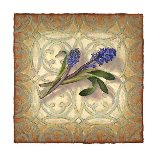 Purple Hyacinth-Rachel Paxton-Giclee Print