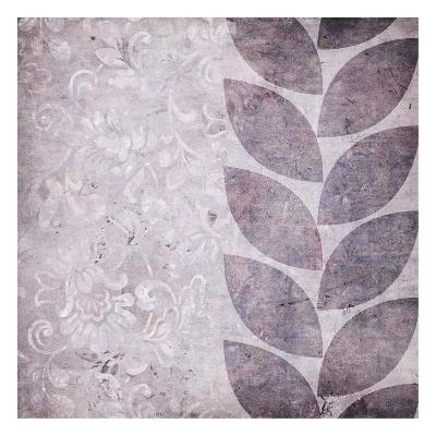 Purple Leaves-Kristin Emery-Art Print