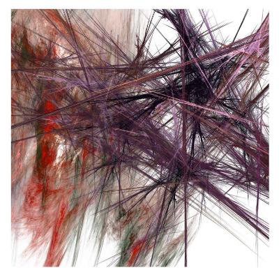 Purple Light I-Jean-Fran?ois Dupuis-Art Print