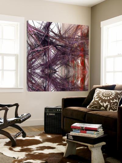 Purple Light III-Jean-Fran?ois Dupuis-Loft Art