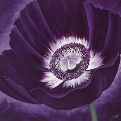 Purple Passion II-Kaye Lake-Art Print