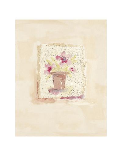 Purple Petals-Jane Claire-Art Print