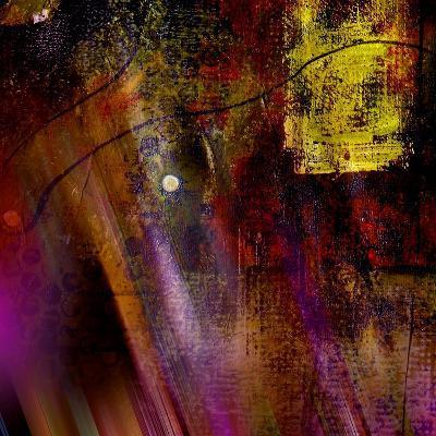 Purple Rays-Ruth Palmer-Art Print