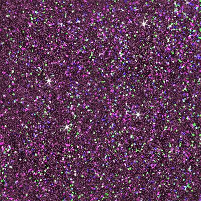 Purple Shiny-Wonderful Dream-Art Print