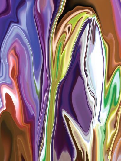 Purple Spring-Rabi Khan-Art Print
