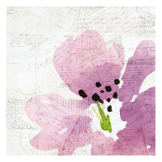 Purple Squared 2-Kimberly Allen-Art Print