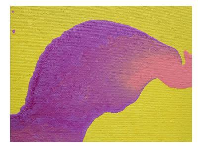 Purple to Pink-Deb McNaughton-Art Print