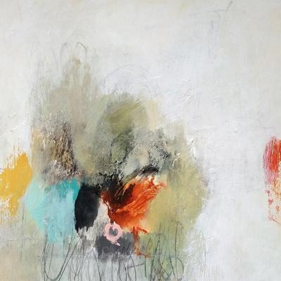Push Away-Nicole Hoeft-Art Print