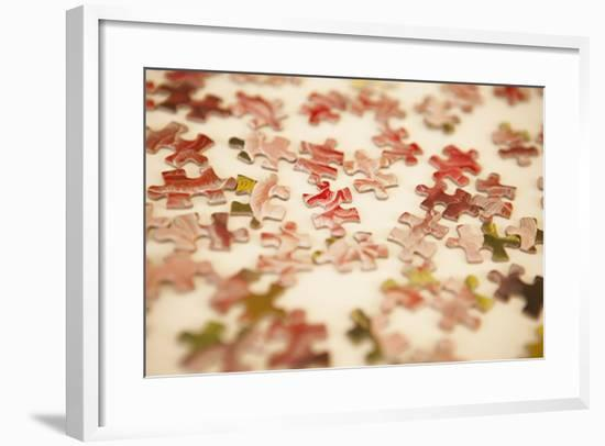 Puzzle III-Karyn Millet-Framed Photographic Print