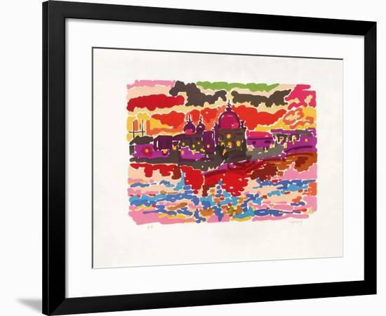 PV - La Salute-Charles Lapicque-Framed Limited Edition