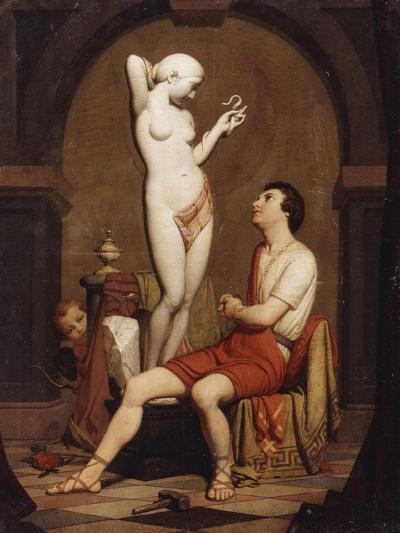 Pygmalion, 1851--Giclee Print