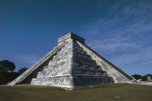Pyramid of Kukulkan or El Castillo