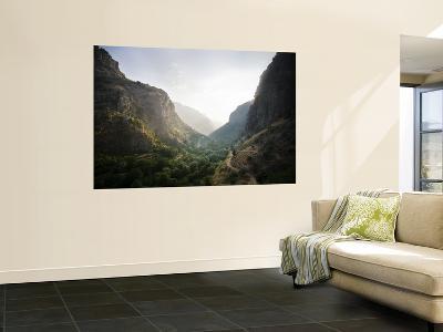 Qadisha Valley from Path Towards Bcharre-Tim Barker-Wall Mural