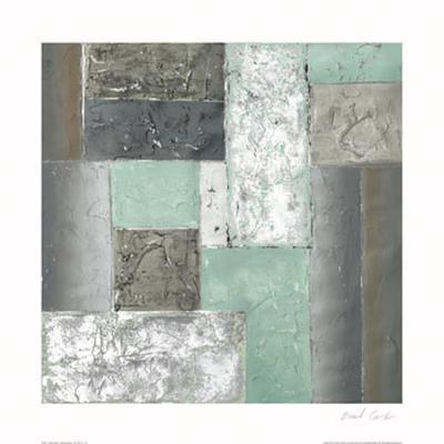 Quadrangle III-Brad Carter-Art Print