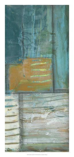Quadrant Overlay III-Jennifer Goldberger-Giclee Print