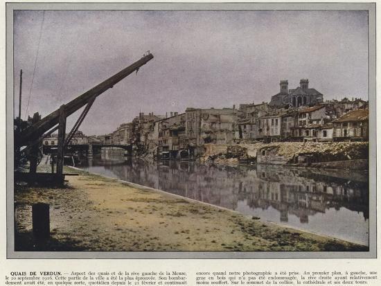 Quais De Verdun-Jules Gervais-Courtellemont-Photographic Print