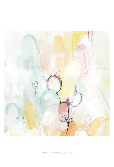 Quarter Note I-June Erica Vess-Art Print