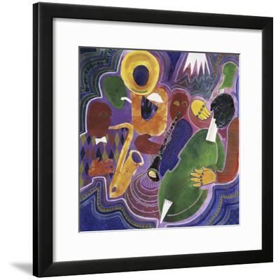 Quartet-Gil Mayers-Framed Giclee Print