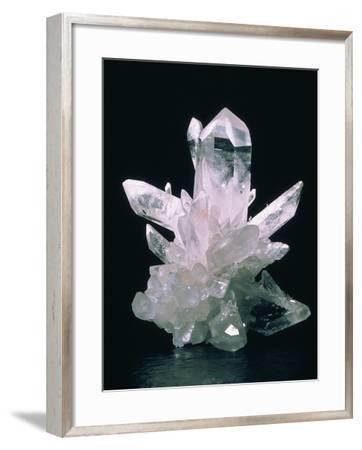 Quartz Crystals-Roberto De Gugliemo-Framed Photographic Print
