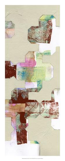 Quatrefoil Cut-Outs II-Jennifer Goldberger-Giclee Print