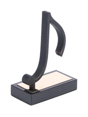 Quaver Figurine Black