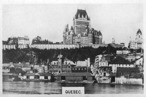 Quebec, Canada, C1920S