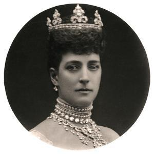 Queen Alexandra (1844-192), Queen Consort to King Edward Vii, Late 19th Century