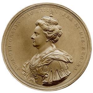 Queen Anne, 1702