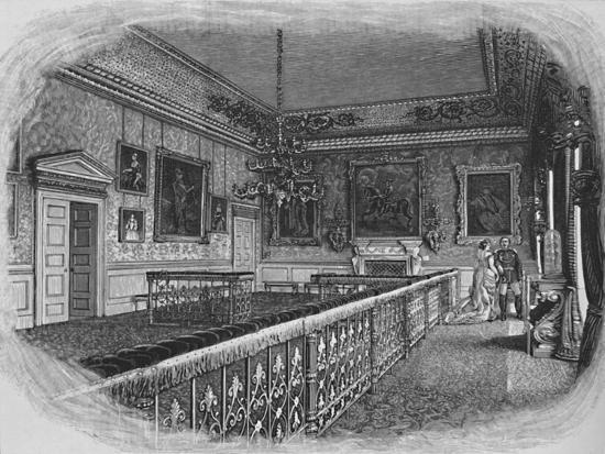'Queen Anne's Room', 1886-Unknown-Giclee Print