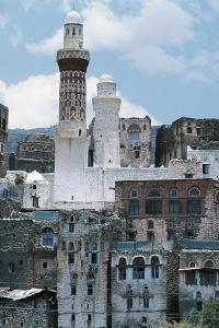 Queen Arwa Mosque, 11th Century, Jibla, Ibb Governorate, Yemen