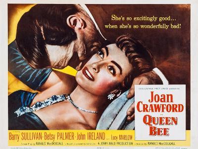 Queen Bee, Joan Crawford, Barry Sullivan, 1955--Art Print