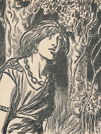 'Queen Boadicea', c1907-Unknown-Giclee Print