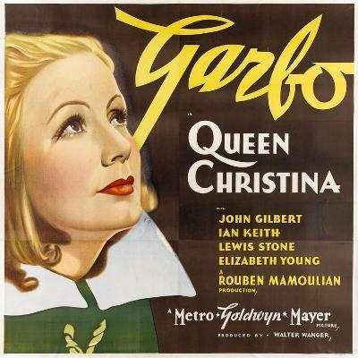 Queen Christina, 1933--Giclee Print