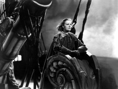 Queen Christina, Greta Garbo, 1933--Photo