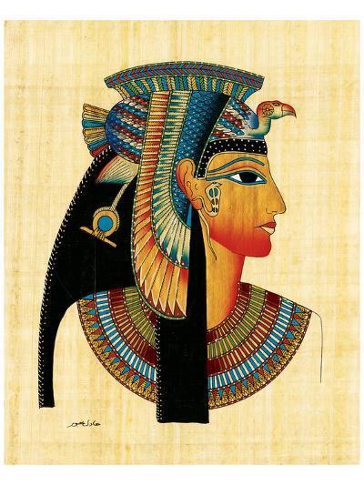 Queen Cleopatra--Art Print