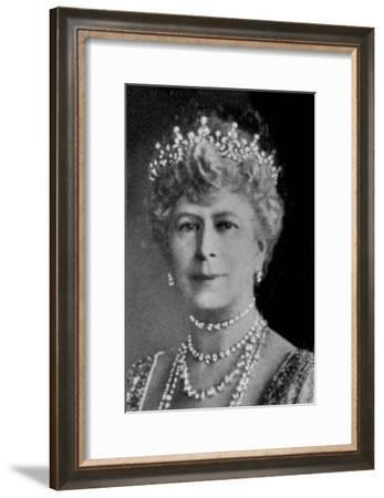 Queen Mary (1867-195)-Hay Whightson-Framed Giclee Print