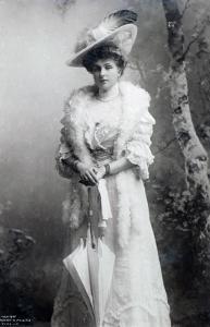 Queen of Spain, Ena of Battenberg, C.1910