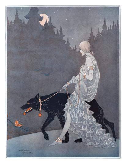 Queen of the Night by Marjorie Miller--Giclee Print