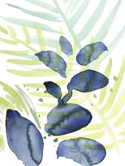 Queen Palms II-Jennifer Paxton Parker-Art Print