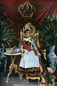 Queen Ranavalona Manjaka III of Madagascar, C 1880S