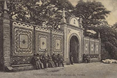 Queen's Gates; Palace Hotel, Bussaco, Portugal--Photographic Print