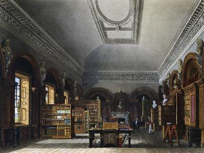 Queen's Library--Giclee Print