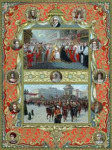 Queen Victoria's Coronation, 1837 and Golden Jubilee, 1887
