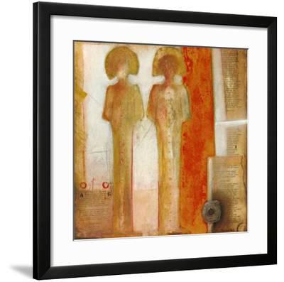 Queenly II-Jan Eelse Noordhuis-Framed Art Print