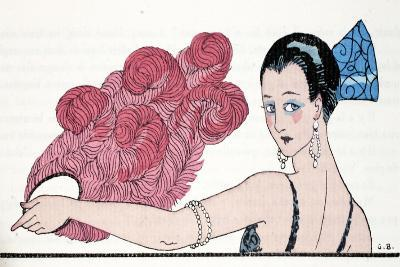Quelques Mysteres De La Mode 1920-Georges Barbier-Giclee Print