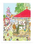 Matilda-Quentin Blake-Art Print