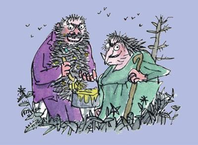 The Twits by Quentin Blake
